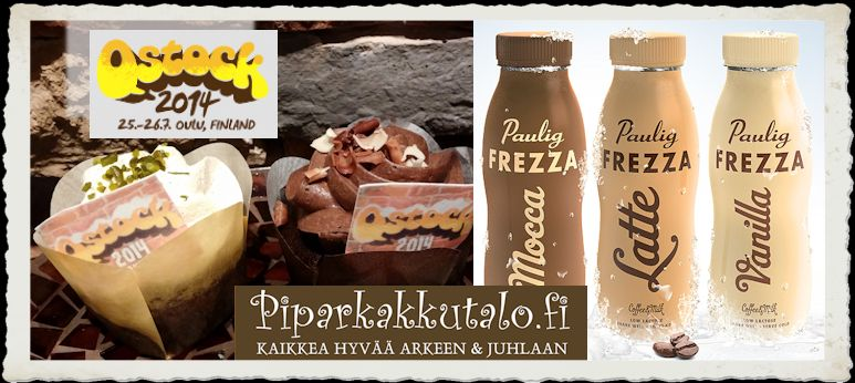 Bakery Gingerbreadhouse - Piparkakkutalo.fi