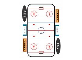Ice hockey / kaukalo nimellä
